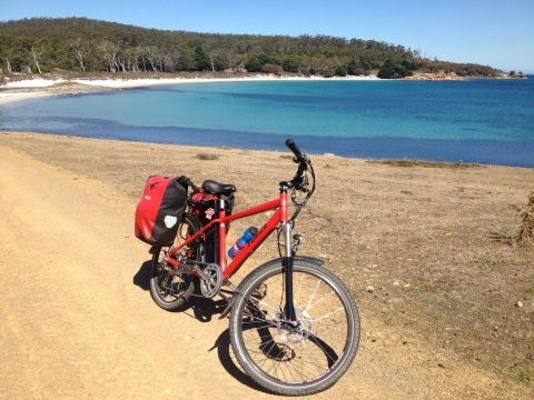 Vacation by Electric Bike