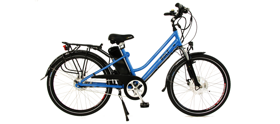 Bolt Unisex City Electric Bike