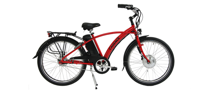 Cadence – Cruiser electric bike