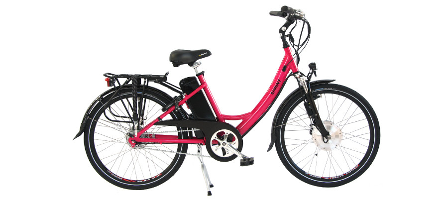 Sprint Classic City Electric Bike is our most popular modal