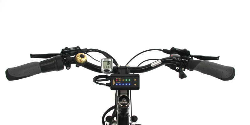 Ezeebike Display Interface