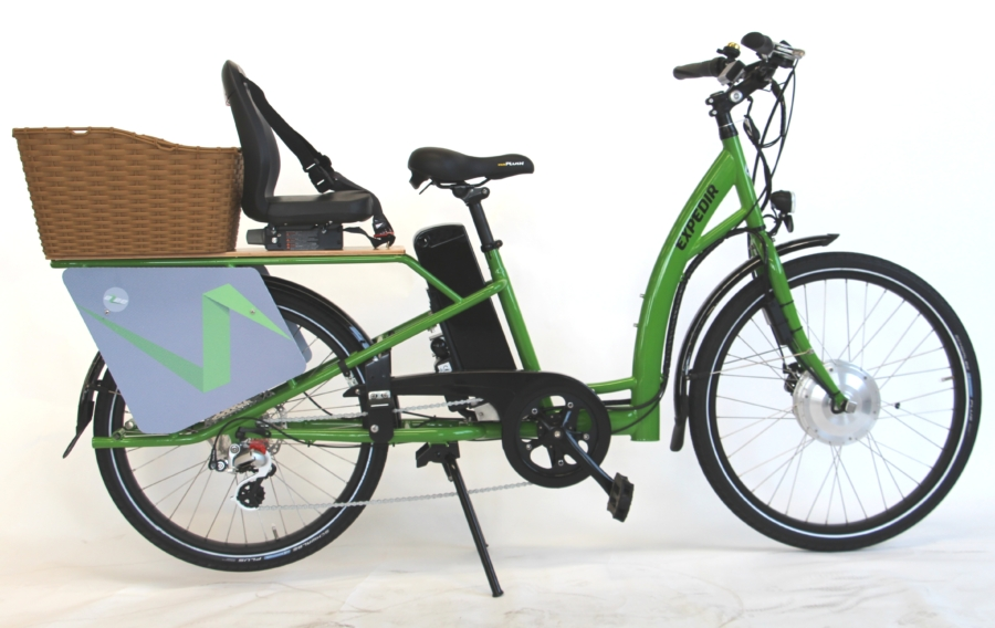 eZee Expedir –  The Best Cargo / Utility Bike